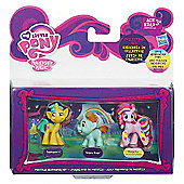 My Little Pony Mini Three Pack - Newsmaker Set