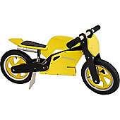 Kiddimoto Superbike (Yellow/Black)