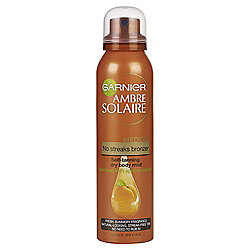 Ambre Solaire No Streaks Bronzer Body Mist Dark 150ml
