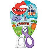 Maped Kidi Cut 12cm Scissors with Fibreglass Blades for Children