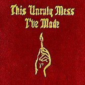 Macklemore & Ryan Lewis This Unruly Mess I've Made CD