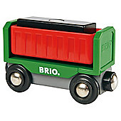 Brio Tip & Load Wagon, wooden toy