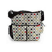 Skip Hop Duo Deluxe Baby Changing Bag - Wave Dot