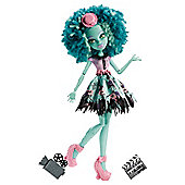 Monster High - Fright Camera, Action - Honey Swamp Doll