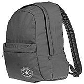 Converse All Star Logo Backpack Bag - Grey
