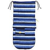 Buggy Snuggle Simple Buggysnuggles (Blue Stripe)