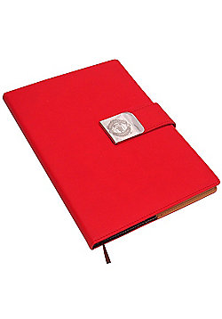 Manchester United FC Journal Notebook - Red