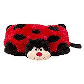 Snuggle Buddies Spot the Ladybird Cushion