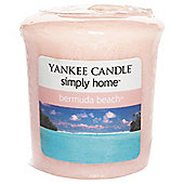 Yankee Candle Votive, Bermuda Beach