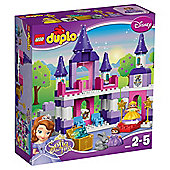 LEGO DUPLO Sofia The First Castle 10595