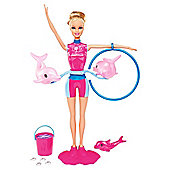 Barbie I can be Splash and Spin Dolphin Trainer