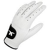 John Letters Mens Master Model Leather Golf Glove - Multi
