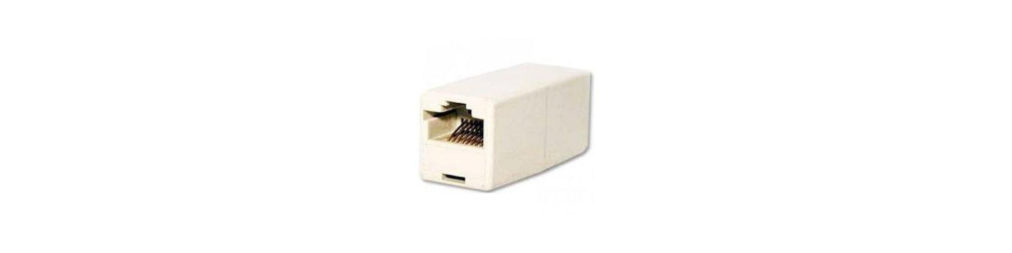 Belkin Cat 6 RJ-45 Inline Coupler (White)