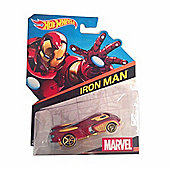 Hot Wheels Marvel Cars: Iron Man