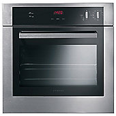 60cm Electric Fanned Single Oven Stainless Steel (S5-E600MF_SS)