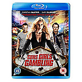 Guns Girls Gambling - Blu-Ray