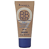 Rimmel London BB Cream 9-in-1 Skin Perfecting Super Makeup SPF 25 Medium 30ml