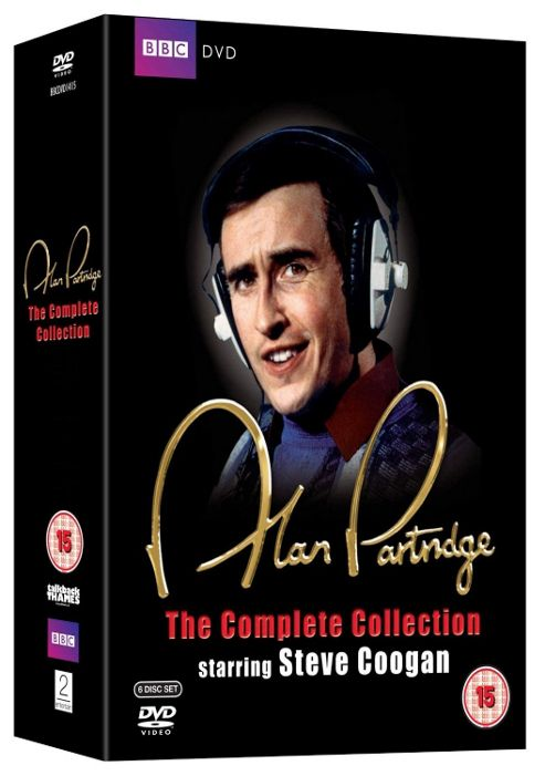 Alan Partridge Complete (DVD Boxset)