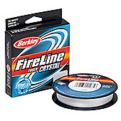 Berkley Fireline Crystal FL30020-CY Superline 20lb, 0.25mm, 300yds