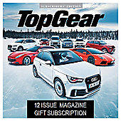 Top Gear Subscription Gift Pack
