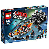 LEGO Movie Super Cycle Chase 70808