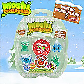 Moshi Monsters Winter Wonderland Moshlings Five Pack - Series 2