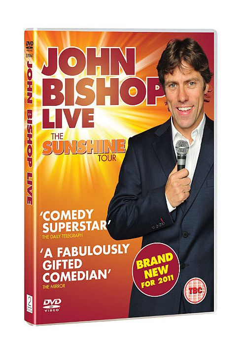 John Bishop Live - Sunshine Tour (DVD)