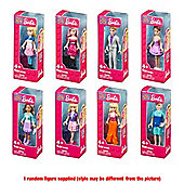 Mega Bloks Barbie Mini Figure Small Display Character (Colors/Style Vary) - 1 character will be received