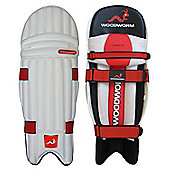Woodworm Pro Series Xtralite Cricket Batting Pad - Youths Right Hand + Left Hand