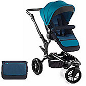 Jane Trider Pushchair (Teal)