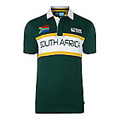 South Africa Rugby Jersey - Green