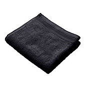 Homescapes Charcoal Supreme Luxury Hand Towel 700 GSM Egyptian Cotton, 50 x 90 cm