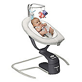 BabyMoov Swoon Motion Baby Rocker - Aluminum