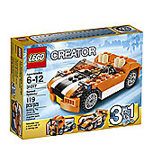 Lego Creator Sunset Speeder