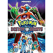 Pokemon - Destiny Deoxys DVD