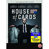 House Of Cards - Season 1 - Blu-ray