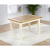 Mark Harris Windsor Solid Pine 120cm Dining Table