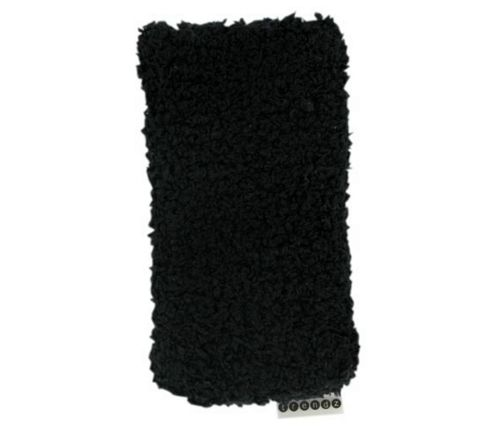 Trendz TZSKFBK Phone Sock Fluffy - Black