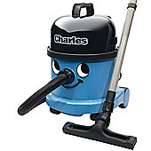 Numatic CVC370 110V Charles Wet and Dry Cleaner - Blue