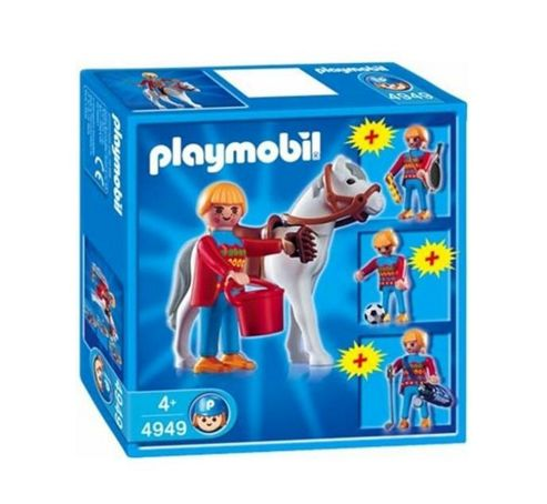 Leisure 4949: Multisport - Girl - Playmobil