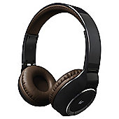 Kitsound Arena Bluetooth Headphones w/mic