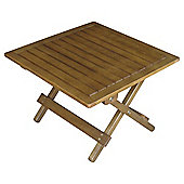 Windsor Wooden Folding Side Table - 45cm