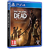 The Walking Dead - Game of the Year Edition PS4