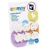 Emmay Care Safety Socket Covers (6 pack)