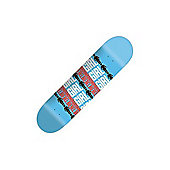 Brandon Biebel Pop Secret 8inch Skateboard Deck