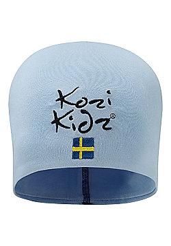 Kozi Kidz Beanie Hat Sky One Size