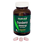 Cranberry 5000mg - Standardised