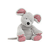 Mothercare Cosy Mouse Soft Toy