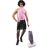 Rock Star Housewife Costume Extra Large