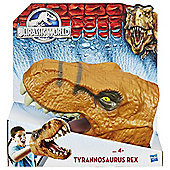 Jurassic World Tyrannosaurus Rex Chomping Dino Head